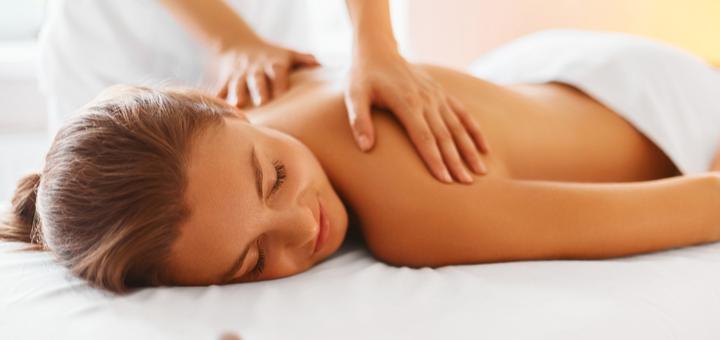 До 5 сеансов массажа спины в SPA-салоне «Хаммам Бодрум»