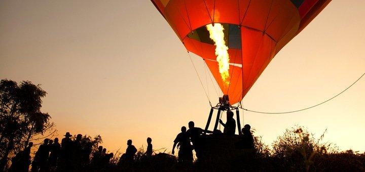 Скидка до 52 % на полеты на воздушном шаре от сертифицированной авиакомпании «АсАвиа Украина»
