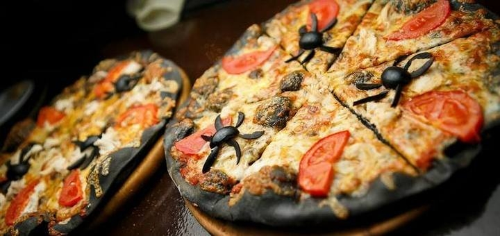 Скидка до 50% на меню кухни, пиццу, кальяны с доставкой или в ресторане «Пушка-Миндаль»