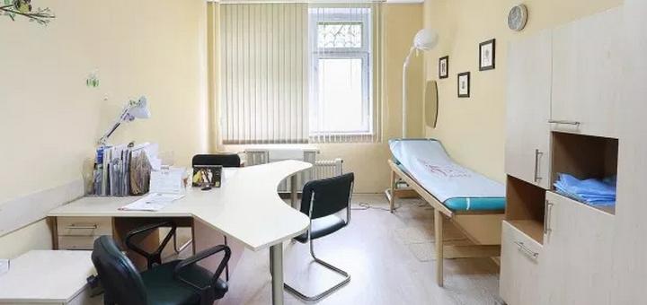 Консультация терапевта в медицинском центре «Альфа-Вита»