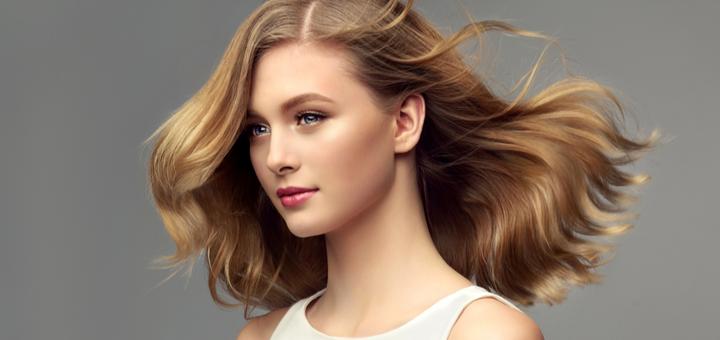 Стрижка, окрашивание, лечение и укладка волос от «Marme Room»