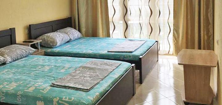 От 3 дней отдыха в бархатный сезон в отеле «Гранат» в Затоке на Черном море