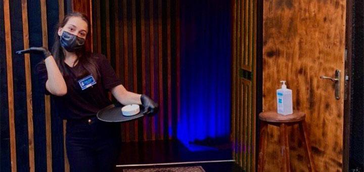 Фирменный кальян «Classic» или «Premium» с чаем или коктейлями в кальян-баре «Oxygen»