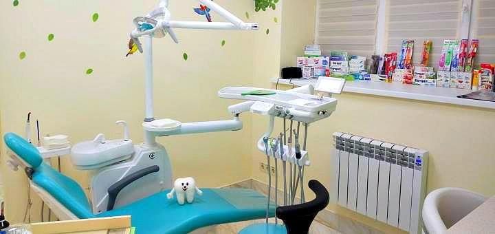 Удаление молочных зубов для детей в клинике «Merit»