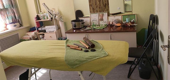 Ультразвуковая или комбинированная чистка лица с пилингом в студии «Гера»
