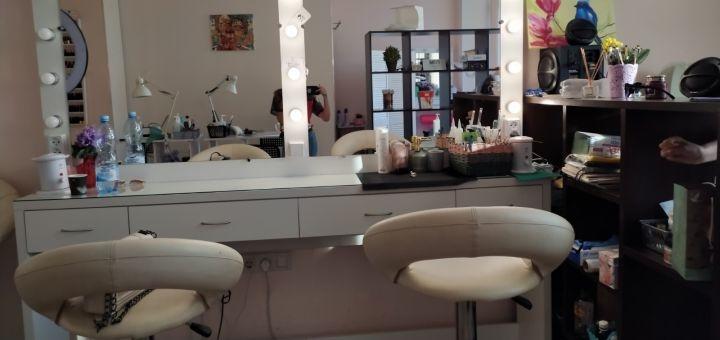 До 3 сеансов коррекции и окрашивания бровей краской или хной от бровиста Екатерины Бахмат