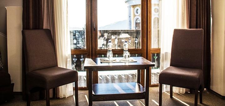 От 3 дней отдыха в отеле «Синевирский перевал» в Карпатах