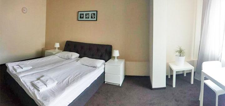 От 3 дней отдыха возле заповедника в отеле «Rakhiv Hotel & Apartments» в Закарпатье