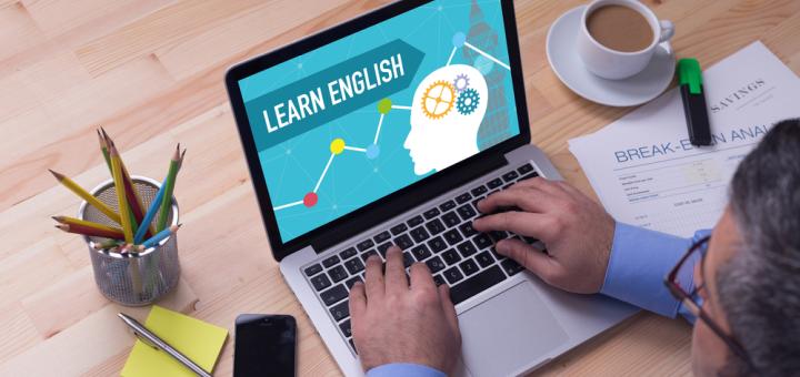 До 8 индивидуальных или групповых онлайн-занятий по английскому языку от «Language Sphere»