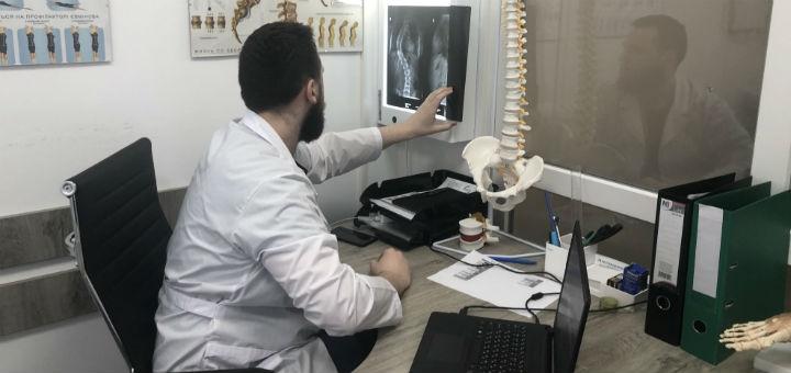 Консультация реабилитолога, вертебролога с диагностикой стоп и спины в «Актив Центр»