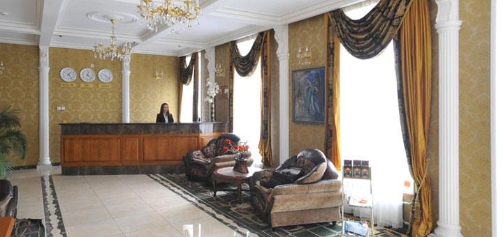 От 2 дней отдыха осенью в SPA-отеле «Dodo» в Житомире