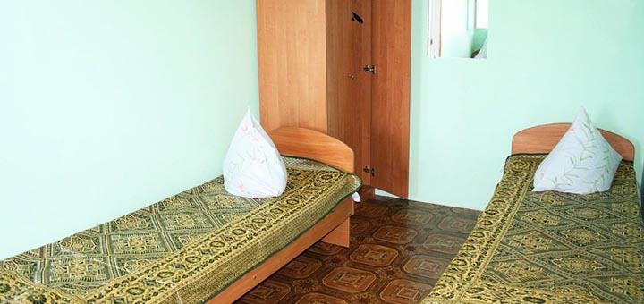 От 3 дней отдыха в сентябре в частном пансионате «Затишок» в Железном Порту