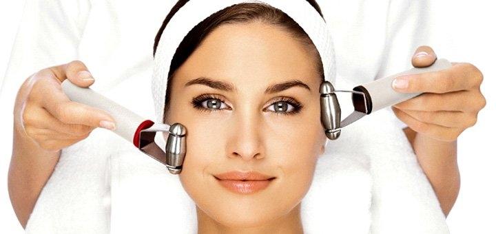 До 5 сеансов микротоковой терапии лица и шеи в салоне красоты «Арт стиль»