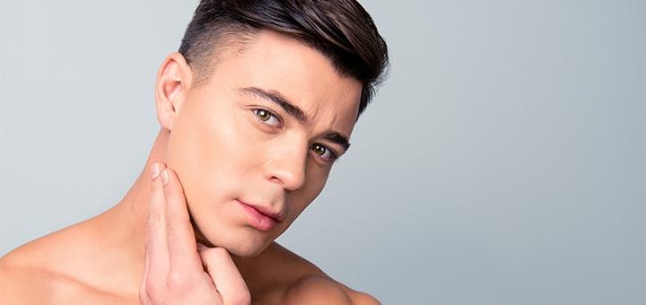 Мужская чистка лица в салоне красоты «Beauty Time»