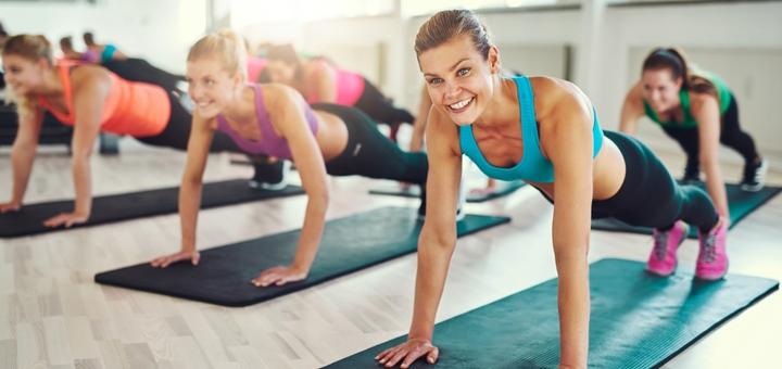 Полмесяца групповых занятий фитнесом от фитнес-студии «Ladies Fitnes»