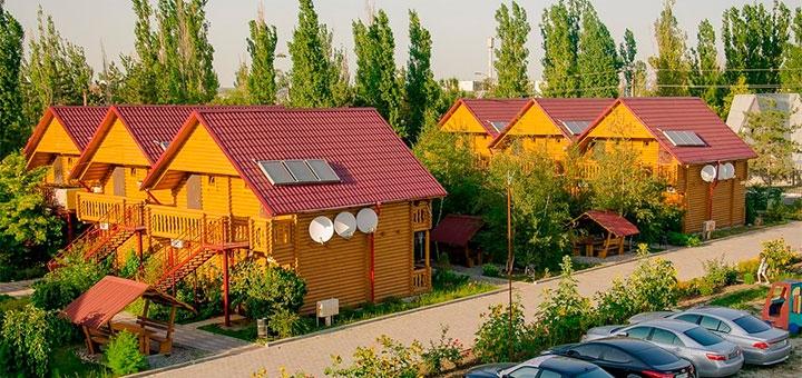 От 3 дней отдыха в августе в кемпинге «Хуторок» в Коблево