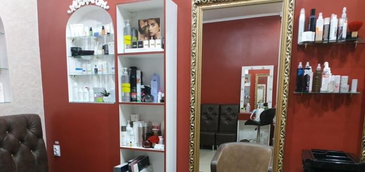 Реконструкція волосся від перукаря-візажиста Наталії Залипської