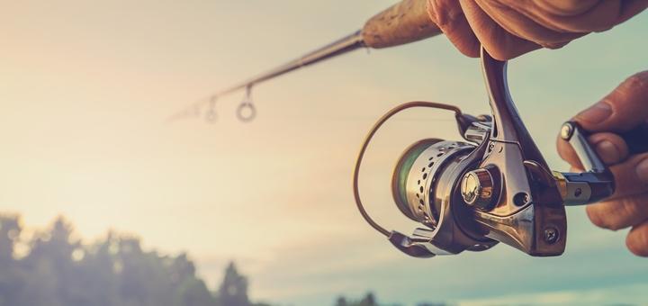 Рыбалка на озере Глория в рыбоводческом хозяйстве «Gloriya Fishing»