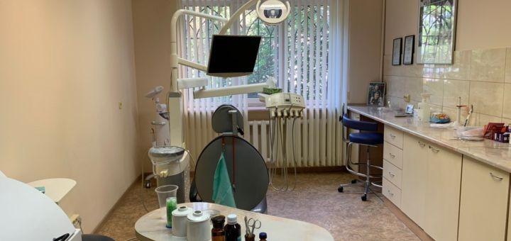 Ультразвуковая чистка зубов с гигиеной полости рта или фторированием в стоматологии «Gdental»