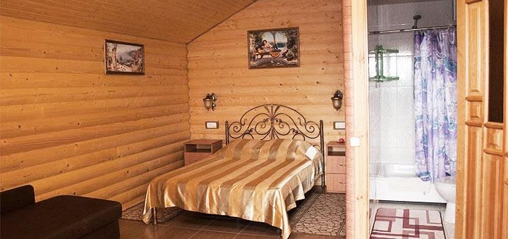 От 3 дней отдыха в сентябре в кемпинге «Хуторок» в Коблево на Черном море