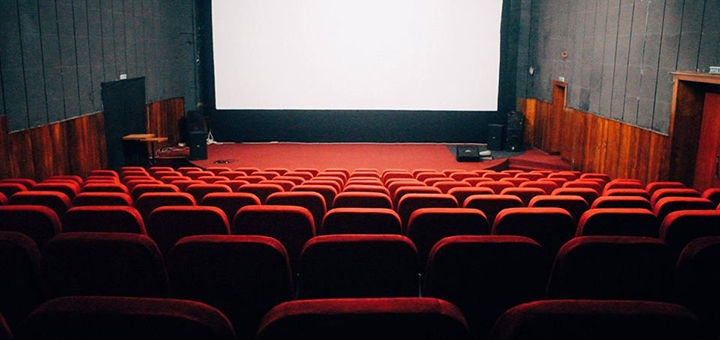 Знижка 50% на 2 квитки на будь-який фільм від кіноцентру «Горіховий»