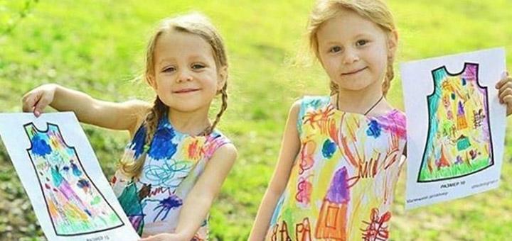 Авторский дизайн одежды для детей и взрослых от «Little designer»