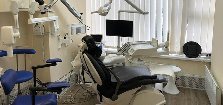Скидка до 55% на установку брекет-системы в стоматологическом центре «WhiteLab»