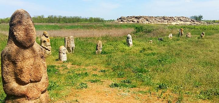 Тур выходного дня «Запорожье и Каменная могила» от туристического агентства «Зовнішсервіс»