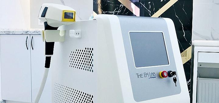 Скидка 40% на лазерную эпиляцию в клинике «EpiLab»