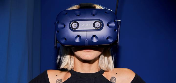 1 сеанс VR-игры с полным погружением всего тела в театре виртуальной реальности «RealMatrix»