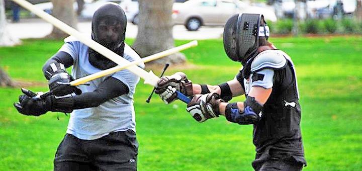 До 5 занятий по фехтованию с длинным мечом для взрослых от клуба «Atira Ruthenia»