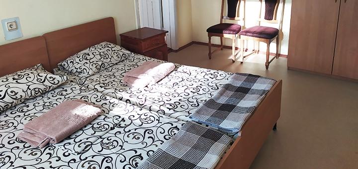 От 3 дней отдыха в сентябре в туристическом комплексе «Виктория» в Коблево