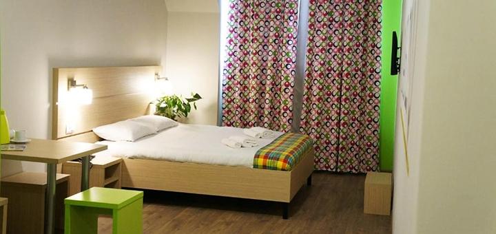 От 2 дней отдыха в августе с завтраками в отеле «Raziotel Marenero» в Одессе