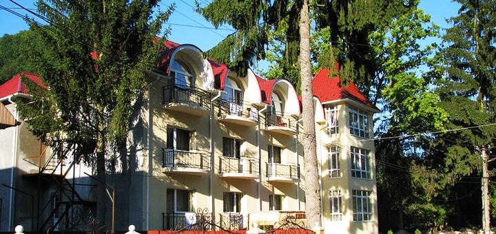 От 3 дней отдыха в отеле «Shayan Edelweiss» на курорте Шаян