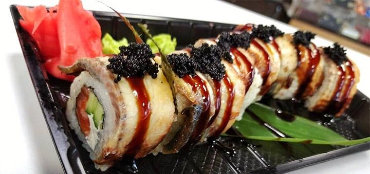 Cуши-бар Mr. Sushi / Скидки 50% на все суши-сеты с самовывозом
