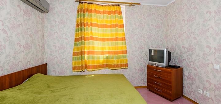 От 3 дней отдыха в сентябре на базе отдыха «Дали» в Кирилловке на берегу Азовского моря