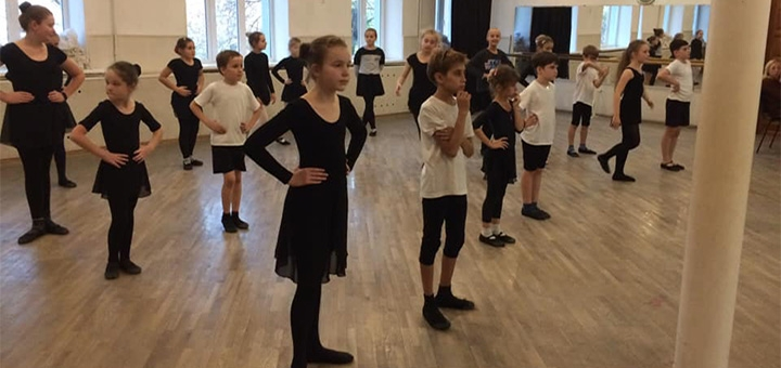 Курс обучения в школе актерского мастерства «Creative Campus»