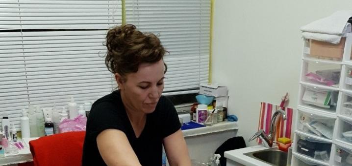 Антицеллюлитный ручной массаж в массажном салоне «Nino»