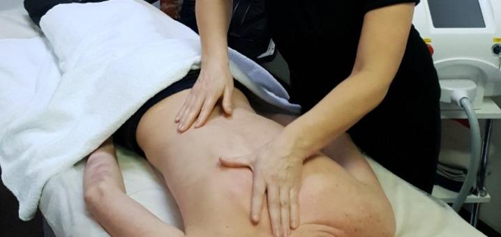 Классический массаж тела или массаж спины в массажном салоне «Nino»