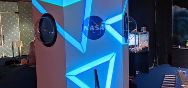 Входной билет на «Выставку космических приключений» в «Караван OUTLET»