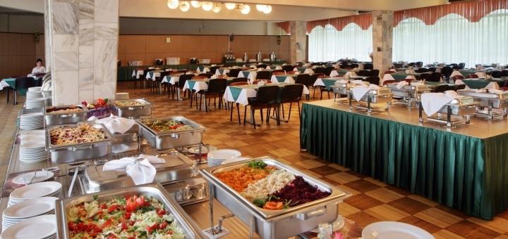 От 3 дней отдыха с питанием и SPA в санатории «Днепр-Бескид» в Трускавце