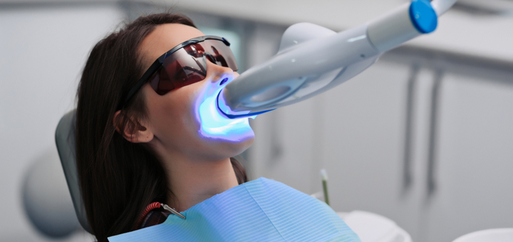 Отбеливание зубов системой «Arde Lumine» и фторирование в «Стоматология Н+»