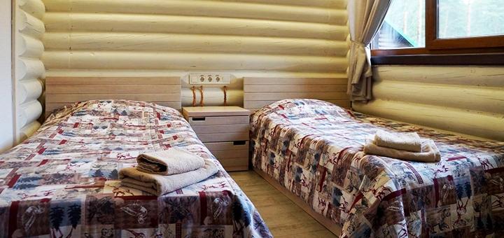От 2 дней отдыха в будние дни в отельном комплексе «Залив» на берегу озера
