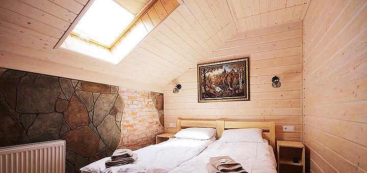 От 3 дней отдыха с завтраками, посещением бассейна и хаммама в отеле «Villa Daroso» в Карпатах