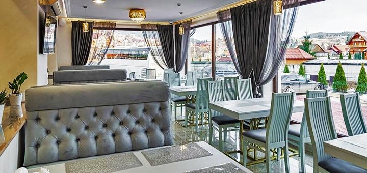 От 3 дней отдыха c завтраками и SPA в отеле «Villa Leku» в Буковеле