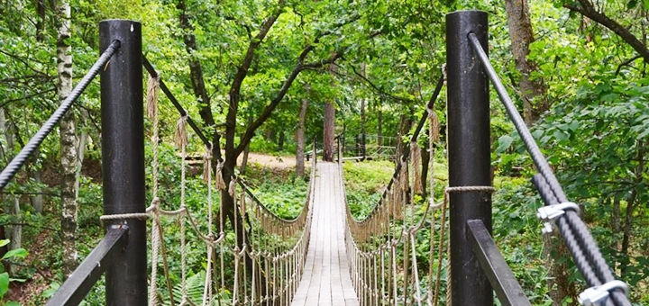 Релакс-тур выходного дня «Голубые озера, парк Беремицкое и Антониевы пещеры»
