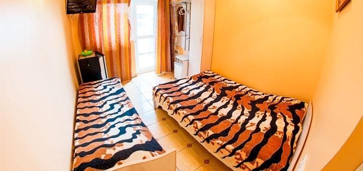 От 3 дней отдыха в сентябре в отеле «Семейный отдых» в Затоке на Черном море