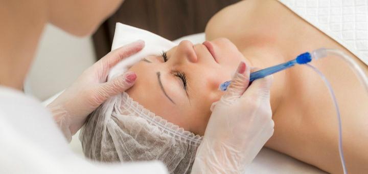 Скидка до 69% на газожидкостной пилинг Jet Peel от косметолога Светланы Руденко