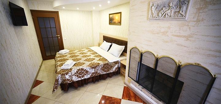 От 3 дней отдыха в сентябре в апартаментах в  апарт-отеле «Посейдон» на окраине Одессы
