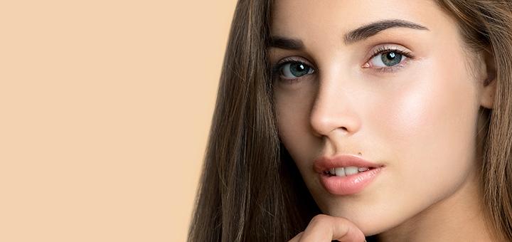 Пудровые брови, акварельные губы или межресничная стрелка от мастера Ирины Агаповой